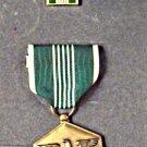 Original Vietnam era Military Medal of Merit medal MINT unused in display case.