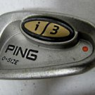 Nice Ping O Size O #9 iron golf club. This club is near mint unused