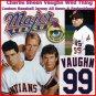 Charlie Sheen Cleveland Indians Vaughn 99 Baseball Jersey 2X