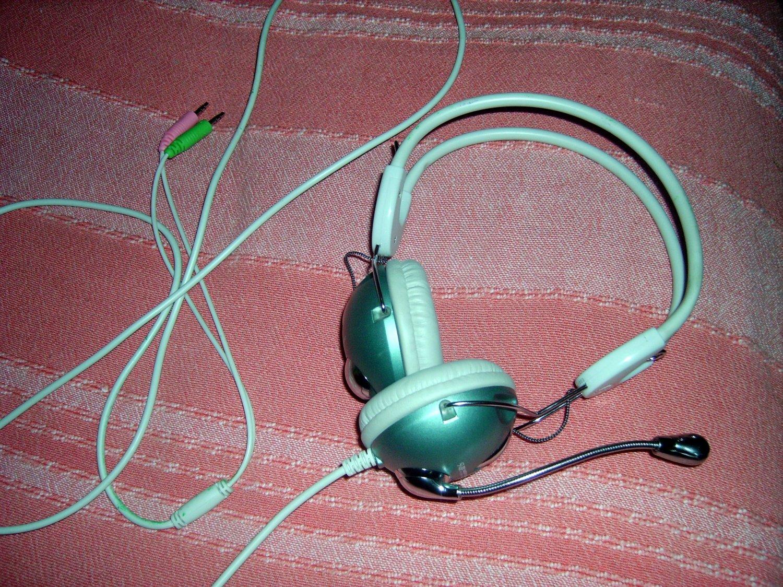 Keenion computer headphones
