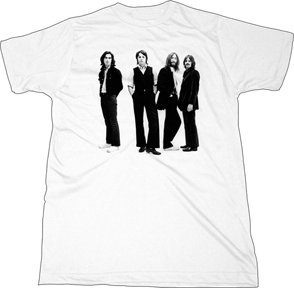The Beatles Come Together Slim Fit T-Shirt Size LARGE