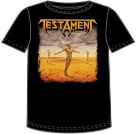 Testament Practice What You Preach T-Shirt Size MEDIUM
