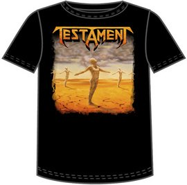 Testament Practice What You Preach T-Shirt Size XL
