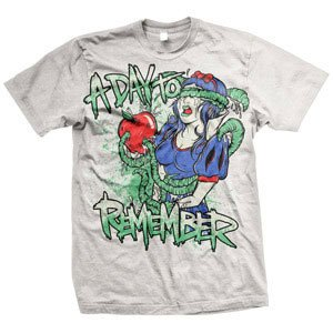 A Day to Remember Bad Apple T-Shirt Size LARGE
