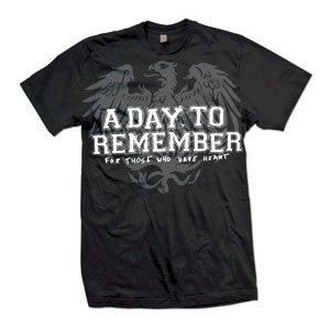 A Day to Remember Friends T-Shirt Size XL