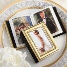 """Little Book of Memories--Gold Edition"" Mini Photo Album"