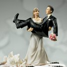 """To Have & To Hold"" Couple Figurine"