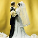 Traditional Jewish Bride & Groom
