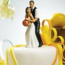 Basketball Dream Team Couple Figurine