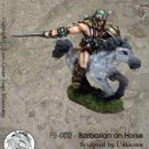 FE-002 - Barbarian On Horse