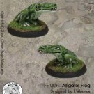 FE-001 - Alligator Frog