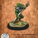 CSM-002b - Sea Devil W/Trident