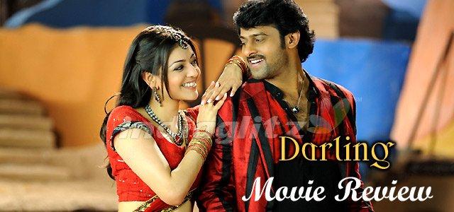 Darling(Telugu)-Prabhas & Kajal Agrawal Blu Ray