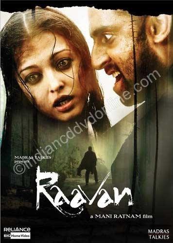 Raavan Hindi DVD Aishwarya Rai, Abhishek With Eng / Sub