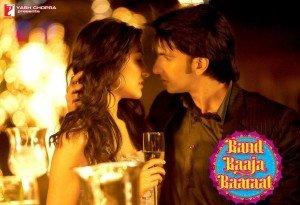 Band Baaja Baarat Blu Ray *ing Anushka Sharma, Ranveer