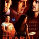 Baabul Hindi DVD with English/ Telugu/ Tamil Subtitles