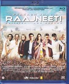 Raajneeti Blu Ray with English/ Arabic Subtitles