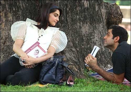 Aisha Blu Ray *ing Sonam Kapoor, Abhay Deol, Amrita Pur