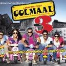 Golmaal 3 Hindi DVD * Ajay Devgan, Kareena Kapoor *