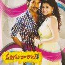 Vastadu Naa Raju  Telugu DVD * Vishnu Manchu, Tapsee, Prakash Raj