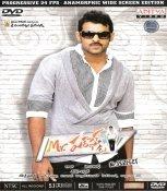 Mr Perfect Telugu DVD Stg* Prabhas, Kajal  (Mr.Perfect)