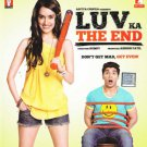 Luv Ka The END Hindi DVD *Shraddha Kapoor, Taaha Shah