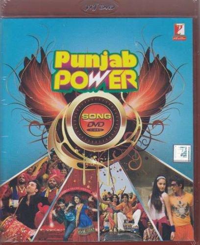 Punjab Power Hindi Songs DVD