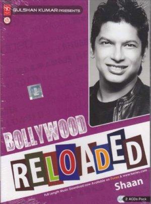 Shaan Hindi Film Songs 2 CD Set (3 idiots, Game, Bodyguard)