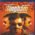 Singham Hindi Blu Ray Stg: Ajay Devgan, Kajal Agrawal, Prakash Raj