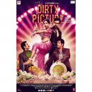 The Dirty Picture Hindi DVD - Vidya Balan, Naseeruddin Shah, Emraan Hashmi