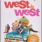West is West DVD  (2011 Fillm) (East is East Sequel) - Aqib Khan, Om Puri, Linda