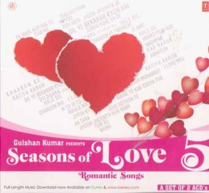 Seasons Of Love Vol - 5 (A Set Of 2 ACD's)
