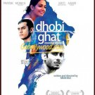 Dhobi Ghat Hindi  film DVD Stg: Aamir Khan, Prateik Babbar, Monica  (US Version)