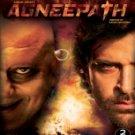 Agneepath (2012) Hindi DVD Starring: Hrithik Roshan,Priyanka Chopra,Sanjay Dutt