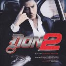 DON2 Hindi DVD (Two Disc Special Edition) *Shahrukh Khan  (Don 2) Farhan Akhtar