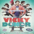 Vicky Donor Hindi DVD (2012 / Bollywood / Indian / Cinema)