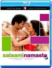 Salaam Namaste Hindi Blu Ray (YRF) (Indian/Film/Cinema/Movie/Bollywood)