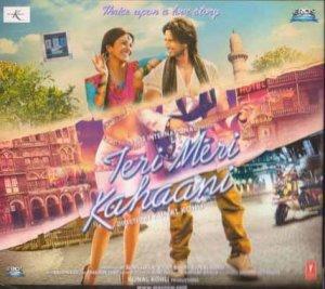Teri Meri Kahaani Hindi Audio CD ( 2012/Bollywood/Film/Cinema) Shahid Kapoor