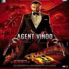Agent Vinod Hindi DVD (2012 Bollywood Film) Stg: Saif Ali Khan, Kareena Kapoor