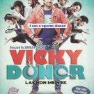 Vicky Donor Hindi DVD (2012/Bollywood/Indian/Cinema) * Ayushmann Khurrana