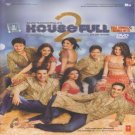 Housefull 2 Hindi Songs DVD (2012/Bollywood/Indian/Cinema)