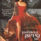 Dangerous Ishhq 3D Hindi DVD (Bollywood/ Indian / Cinema / Film / Movie)