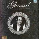 Ghazal Legends Mehdi Hassan Hindi CD (2CDs)(India/Bollywood/Classic/2012/cinema)