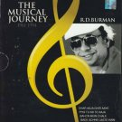 The Musical Journey RD Burman Hindi CD (3CDs) (India/Bollywood/Cinema/2012)