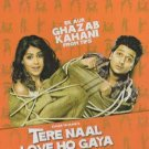 Tere Naal Love Ho Gaya Hindi DVD (Bollywood-Indian-Movie-Cinema-Film) *Genelia