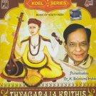 Thyagaraja Krithis CD by Balamurali Krishna (South Indian Devotional)