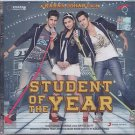 Student of the Year Hindi Audio CD (Indian / Bollywood / Music) 2012(KaranJohar)
