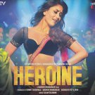 Heroine Hindi Audio CD (2012) Bollywood/Indian/Film/Cinema Stg: Kareena Kapoor