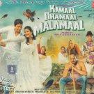Kamaal Dhamaal Malamaal Hindi CD (2012/Bollywood)*Nana,Paresh,Shreyas,Asrani