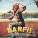 Barfi! Hindi Audio CD (2012) (Bollywood Film) Ranbir Kapoor, Priyanka Chopra